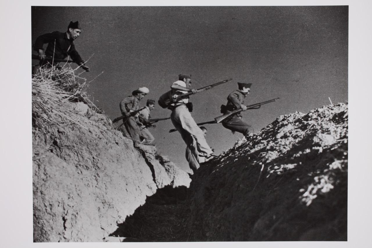 Now On: The Photojournalist Robert Capa @ Capa Center Budapest
