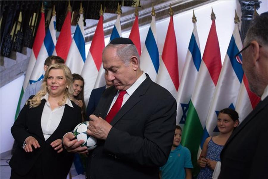 Local Opinion: Benjamin Netanyahu's Visit To Hungary
