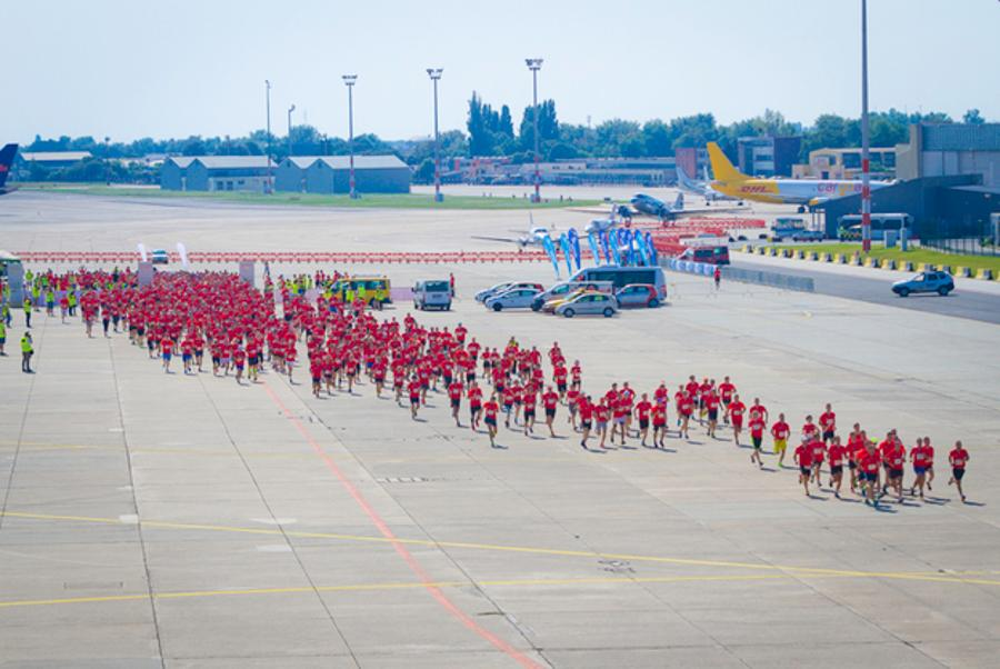'Airport Runway' Charity Run, 2 September