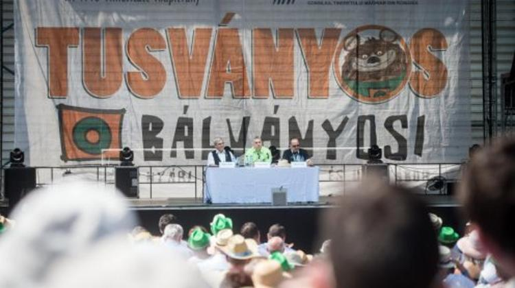 PM Comments On Topical Issues At 'Tusványos' Summer University