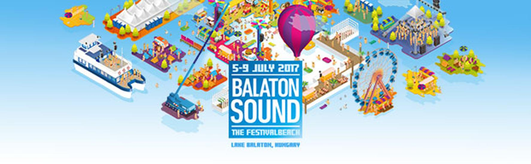Now On Until 9 July: Balaton Sound Festival, Zamárdi