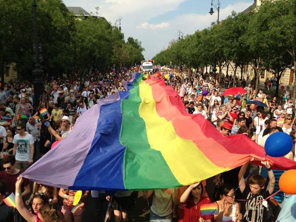 Budapest Gay Pride Festival Gets Under Way