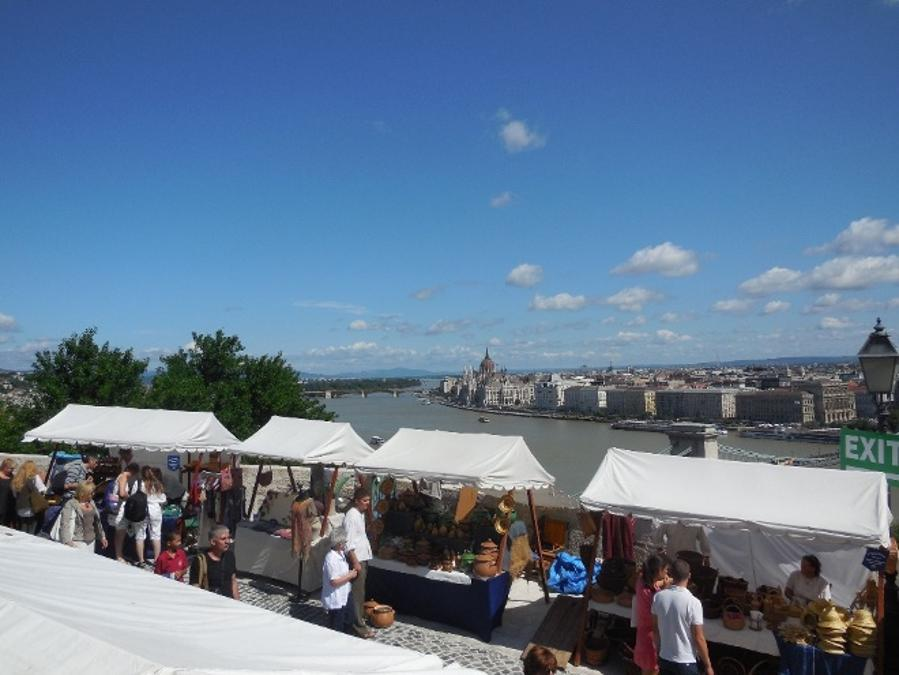 Festival Of Folk Arts, Budapest, 18 – 21 August