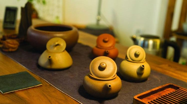 Review: Kong Ming Tea House In Budapest