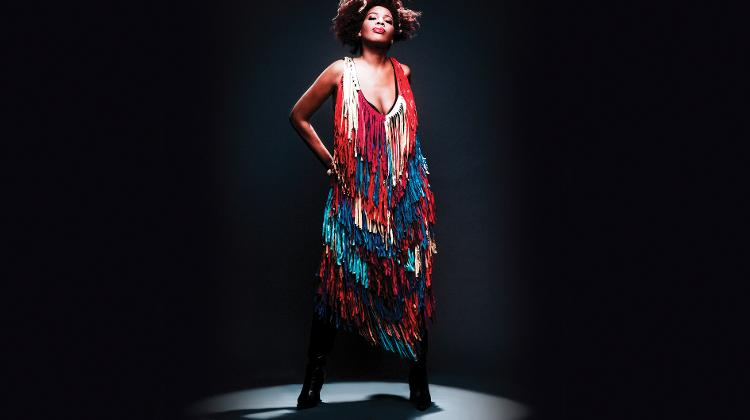 Macy Gray 'Stripped Tour' Concert, MoMSport, 17 July