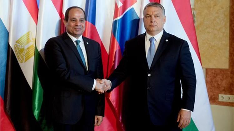 Hungarian-Egyptian Business Forum Held In Budapest