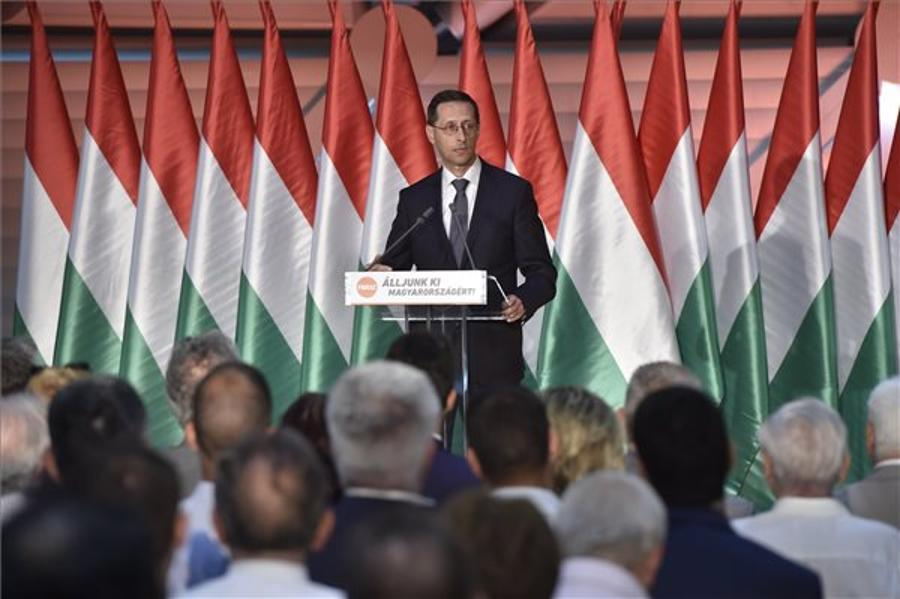 Economy Minister: Hungary Among Safest Countries