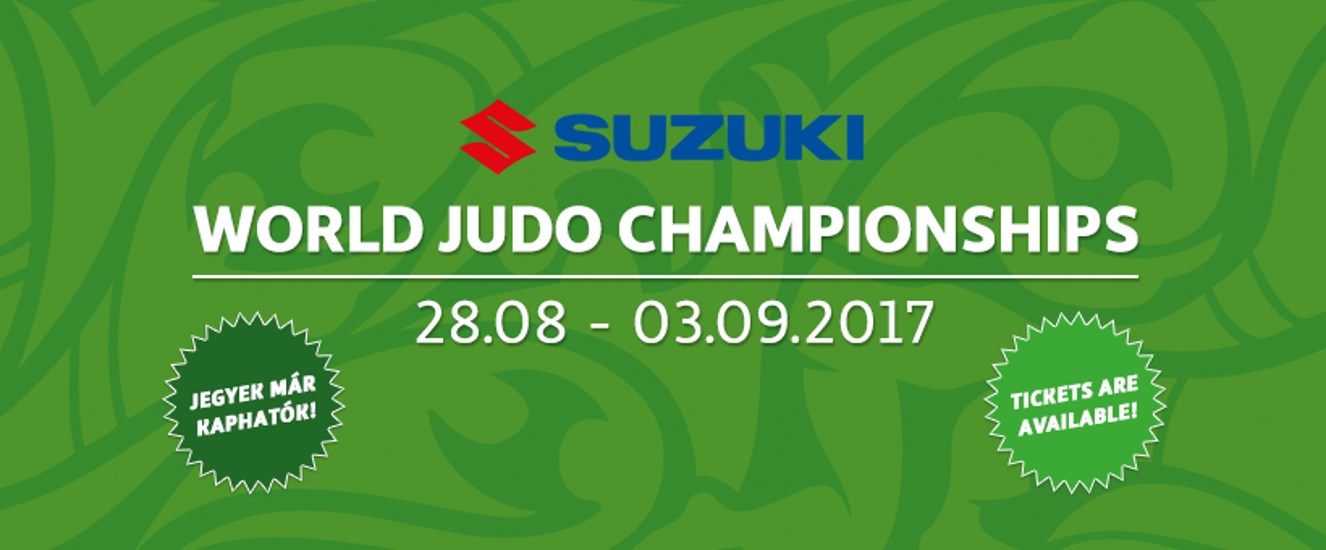 World Judo Championships In Budapest, 28 August - 3 September