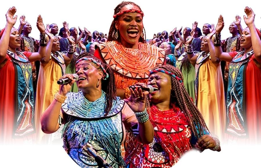 'Soweto Gospel Choir', Margaret Island Open-Air Stage, 23 July