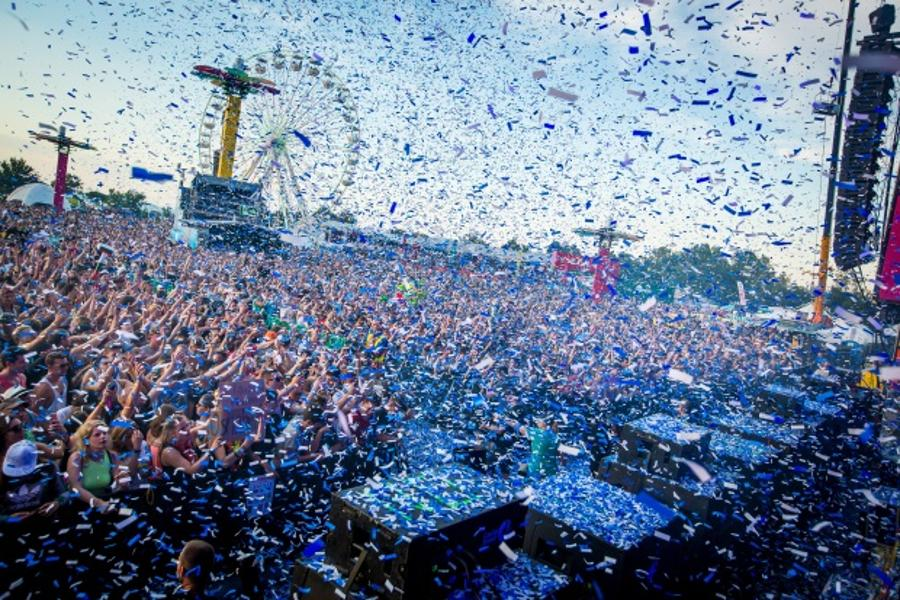 11th Balaton Sound: 154 Thousands Festival-Goers