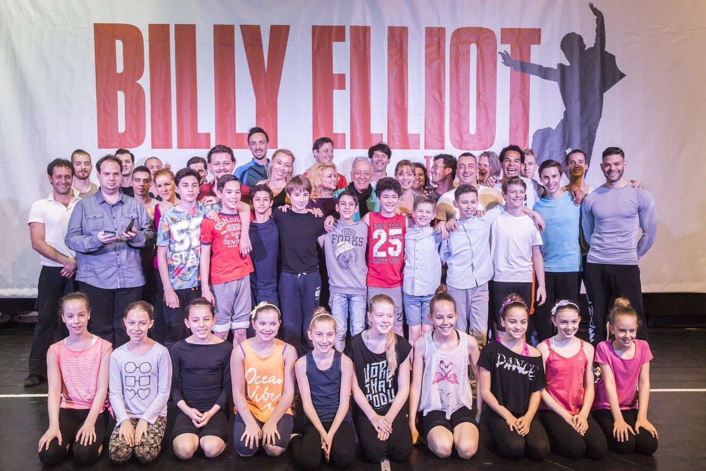 Billy Elliot - The Musical Returns To Erkel Theatre On 4 July