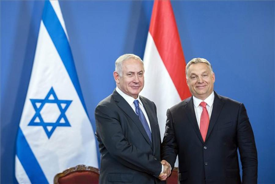 Opposition Parties Comment Orbán - Netanyahu Talks