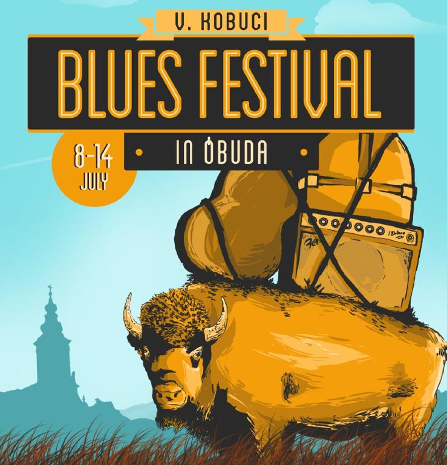Kobuci Blues Festival In Óbuda, Now On Until 14 July