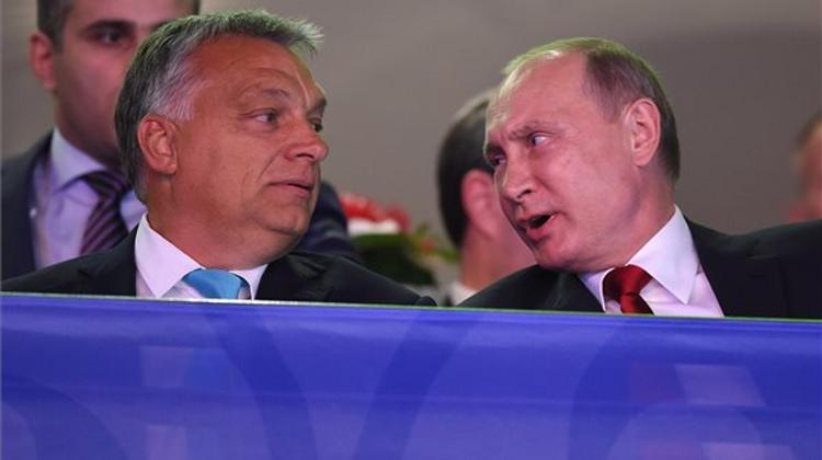 What Orban & Putin Said When They Met This Week