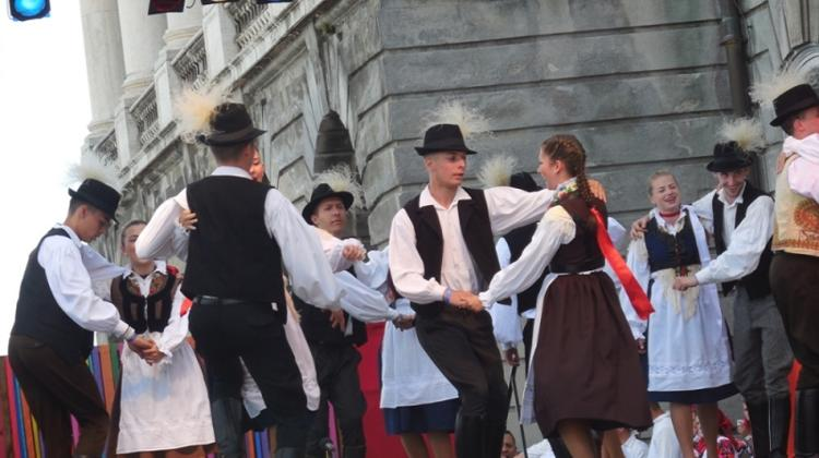 'Festival Of Folk Arts', Buda Castle, Now On Until 20 August