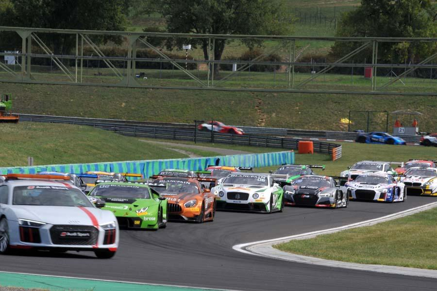 See What Happened @ 4th Lamborghini Blancpain GT Race