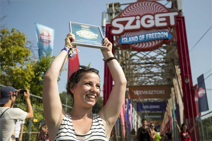 Sziget Festival-Goers Get Virtual Tour Of Hungary, Backstage Tours From Tourism Agency