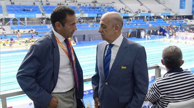 Maglione: Hungary 'Superb Host' Of Aquatics Championships