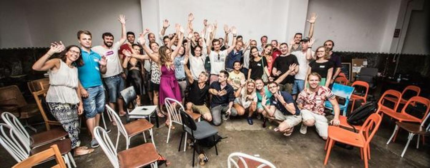 Budapest Flylancer Launch: Networking For Digital Nomads & Freelancers, 31 August