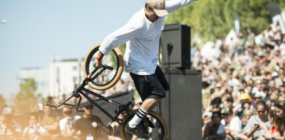 International Extreme Sports Festival In Budapest, 18 - 20 August