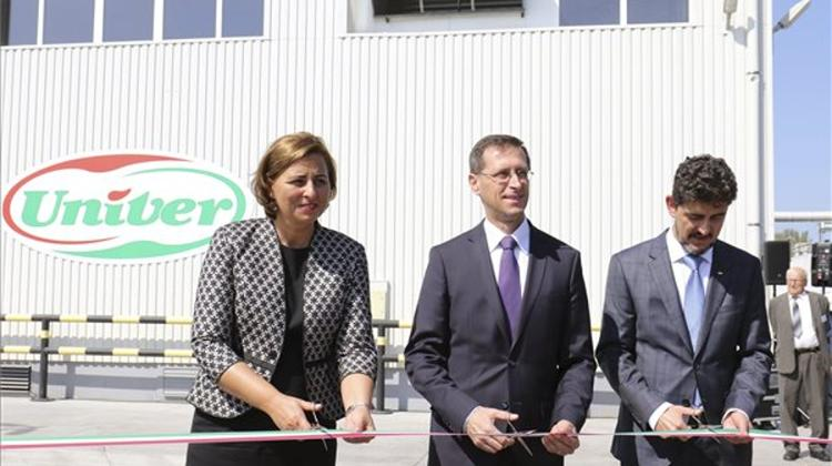 Univer Product Inaugurates EUR 14m Plant