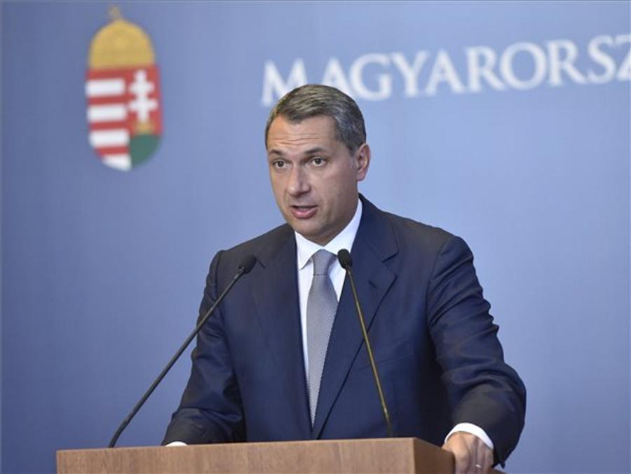 Hungary Wants EU To Reimburse Half Of Border Control Costs
