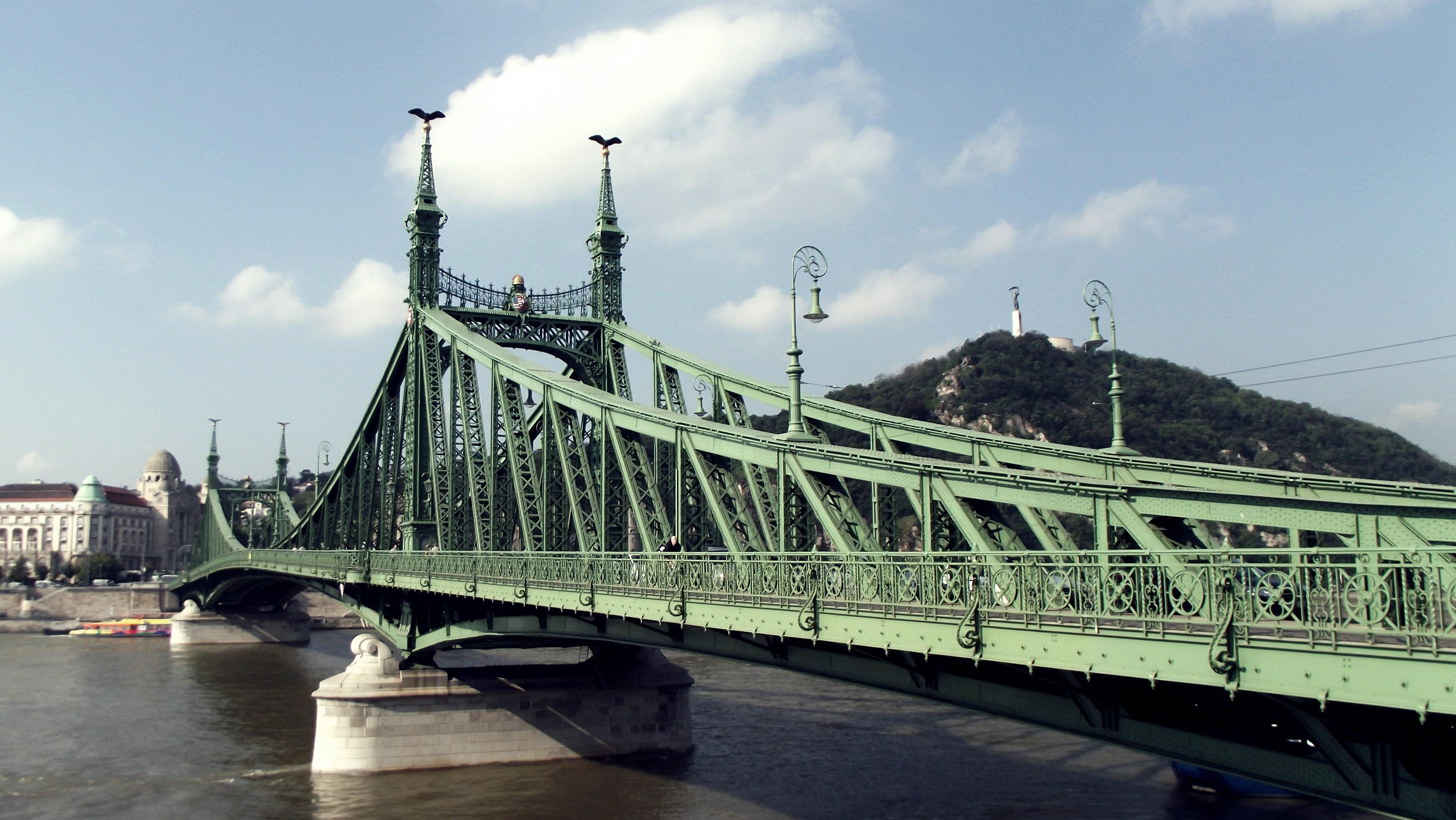 Petőfi Bridge Celebrates Its 80th Birthday