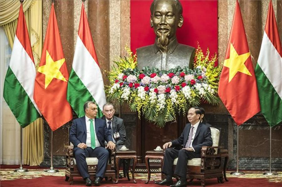 PM Orbán: Hungary To Build 'Special Relations' To Vietnam