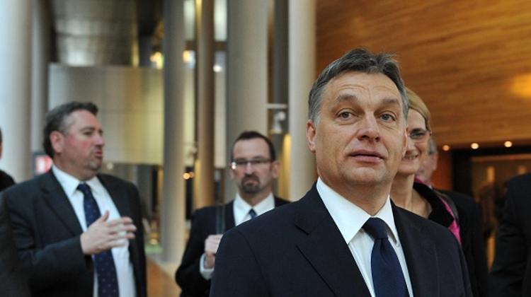 Orbán's Cabinet: Brussels Stepping Up Quota Scheme