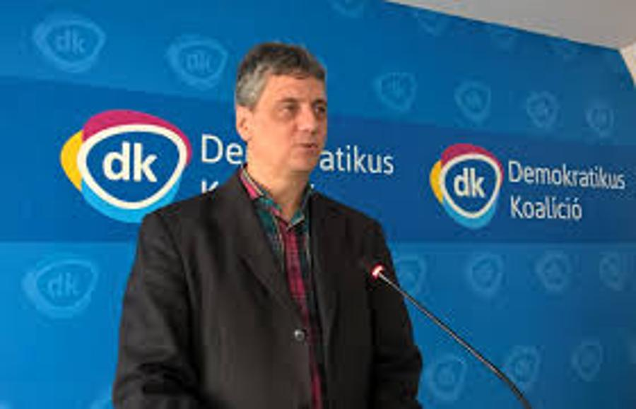DK Spox Accuses Fidesz Of Stoking Tensions Ahead Of Elections