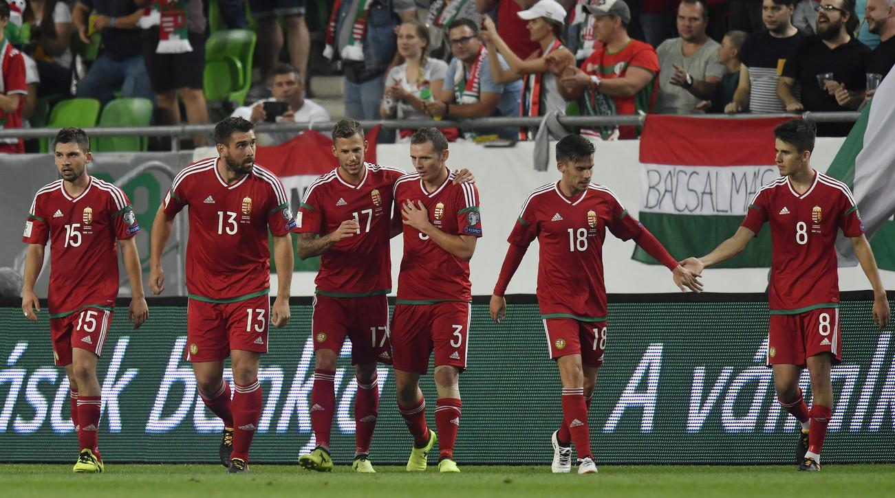 Hungary To Play Luxembourg And Costa Rica In November