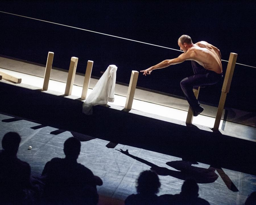 Lonely Circus (FR): 'Fall Fell Fallen', Trafó, 8 – 9 September