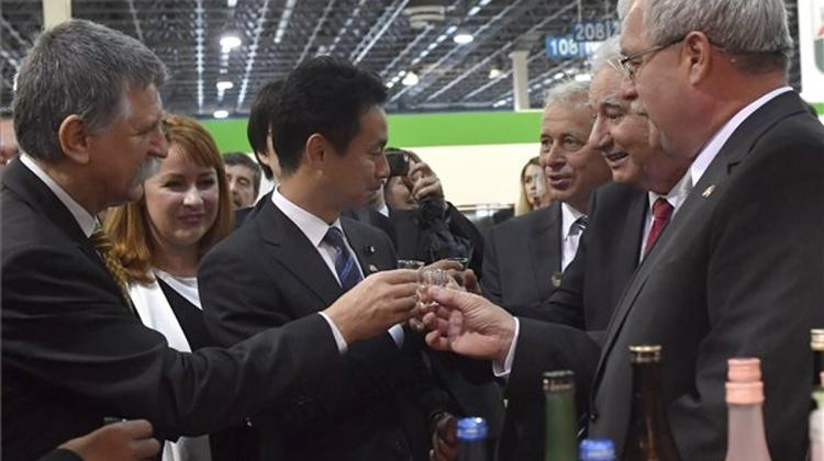 Agriculture & Food Expo Opens In Budapest