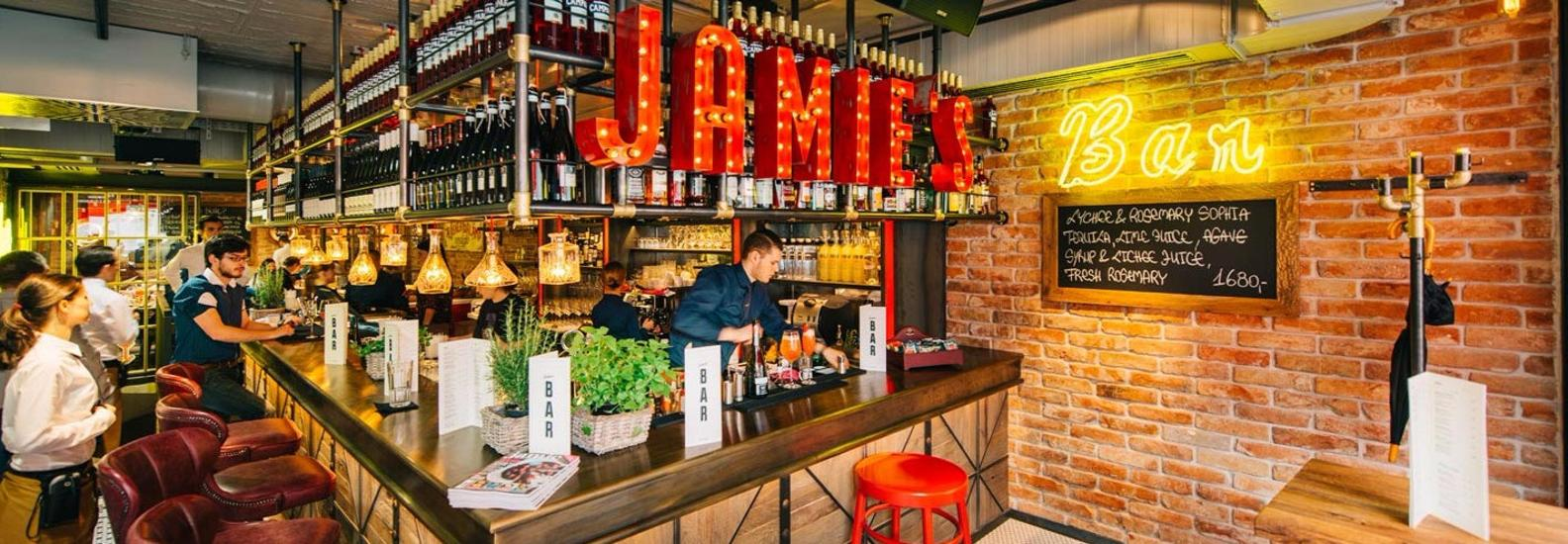 Restaurant Review: Jamie's Italian Kitchen Budapest