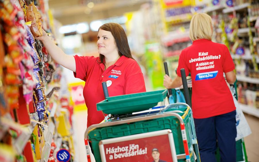 Tesco Donates 29% Of Surplus Food To Needy