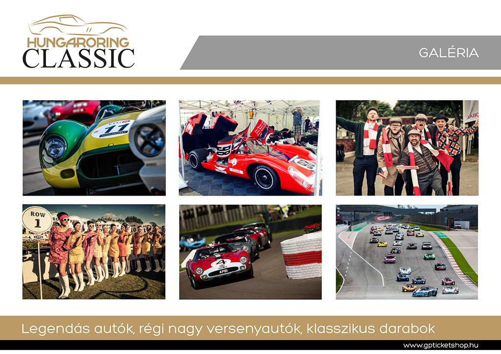 'Hungaroring Classics', Mogyoród, This Weekend
