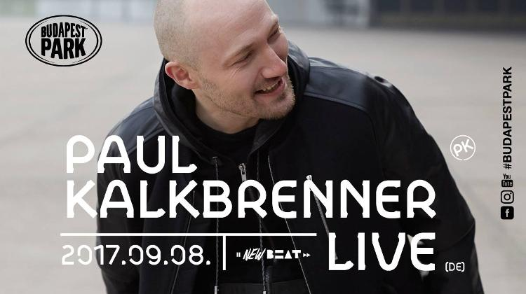 Paul Kalkbrenner Live, Budapest Park, 8 September