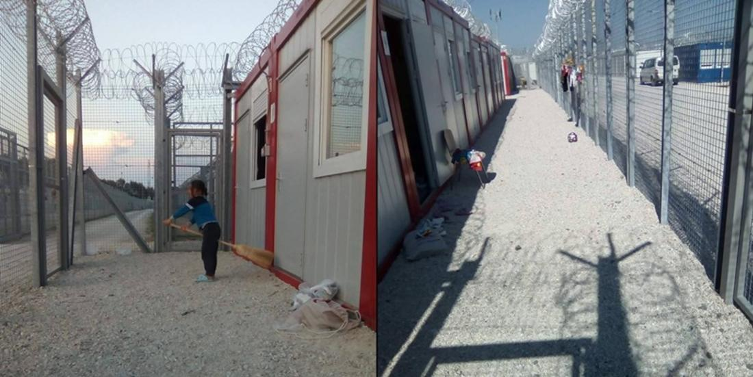 Life In Hungarian Transit Zones: No Proper Food, Medical Care Or Education