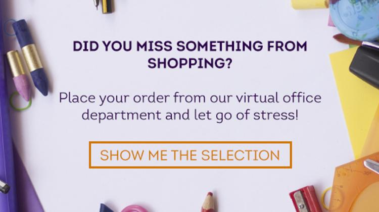Back To School Essentials: Order Online From Expatshop