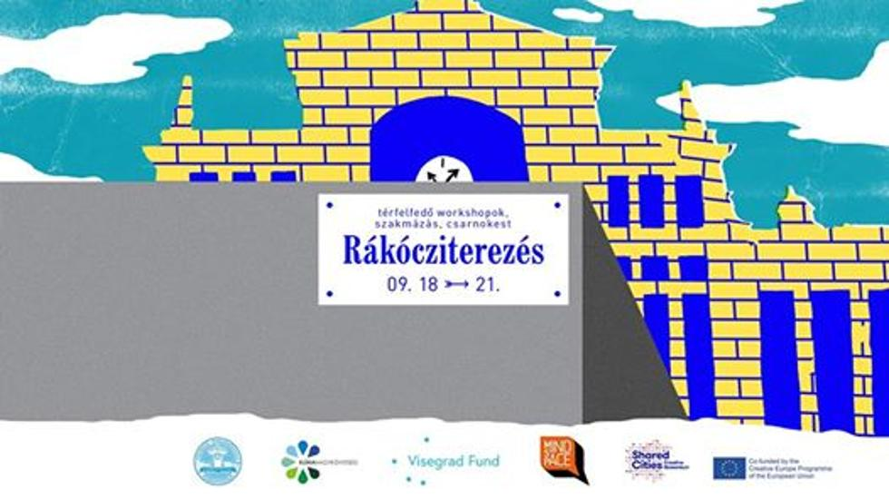 Rákóczi Square Days: 'Mind The Space', 18 – 21 September