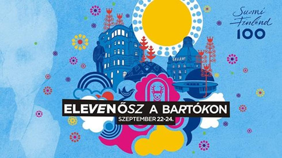 'Eleven Autumn Festival' In Budapest, 22-24 September