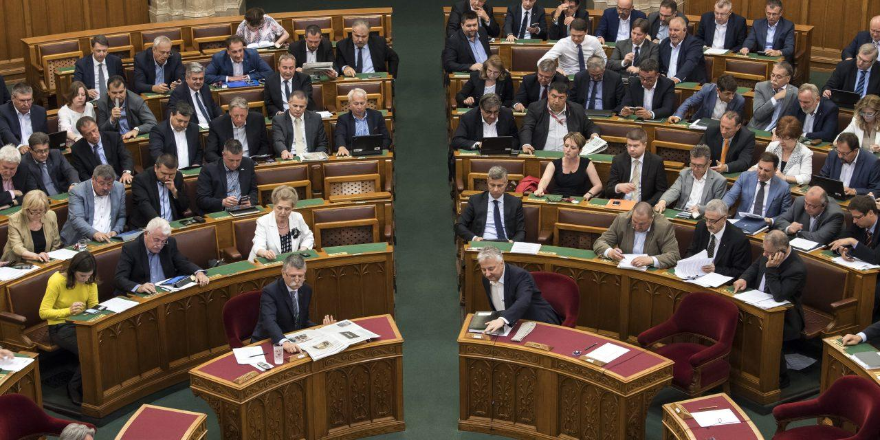 Parliament Votes To Extend Statute Of Limitations For Corruption Crimes To 12 Years
