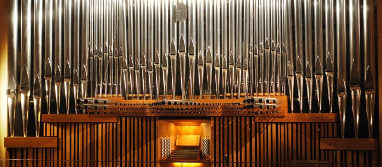 'OrganExpedition', National Concert Hall, 11 September