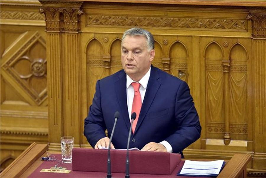 PM Orbán: Hungary Will Never Be 'Immigrant Country'