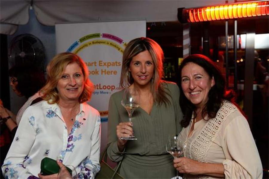 See What Happened @ XpatLoop's Harvest Festival Networking Event, Sofitel