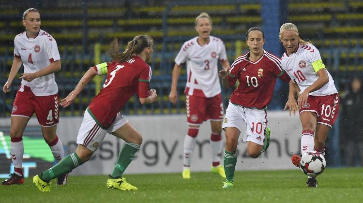 Denmark Overpower Hungary In World Cup Women's Qualifying Opener