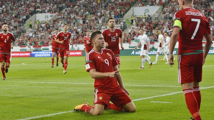 FIFA 2018 World Cup Qualifier: Hungary Record Deserved Home Victory Over Latvia