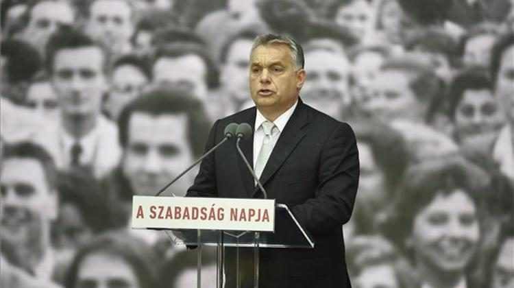 PM Orbán: Hungarian Way Of Life Under Threat Again