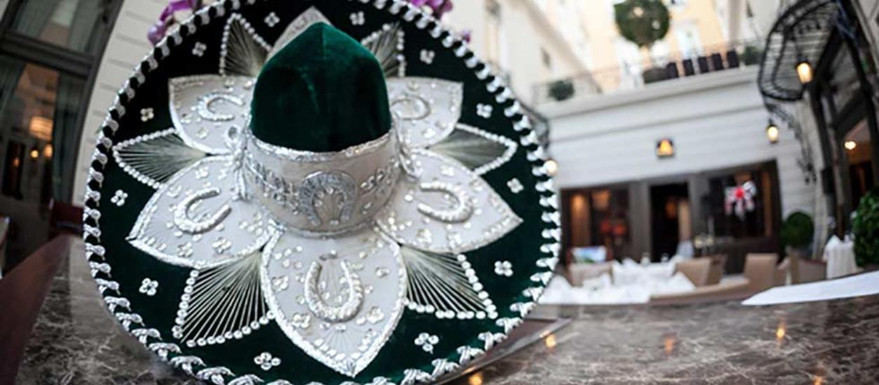 'Mexican Brunch' @ Corinthia Hotel Budapest, 8 October
