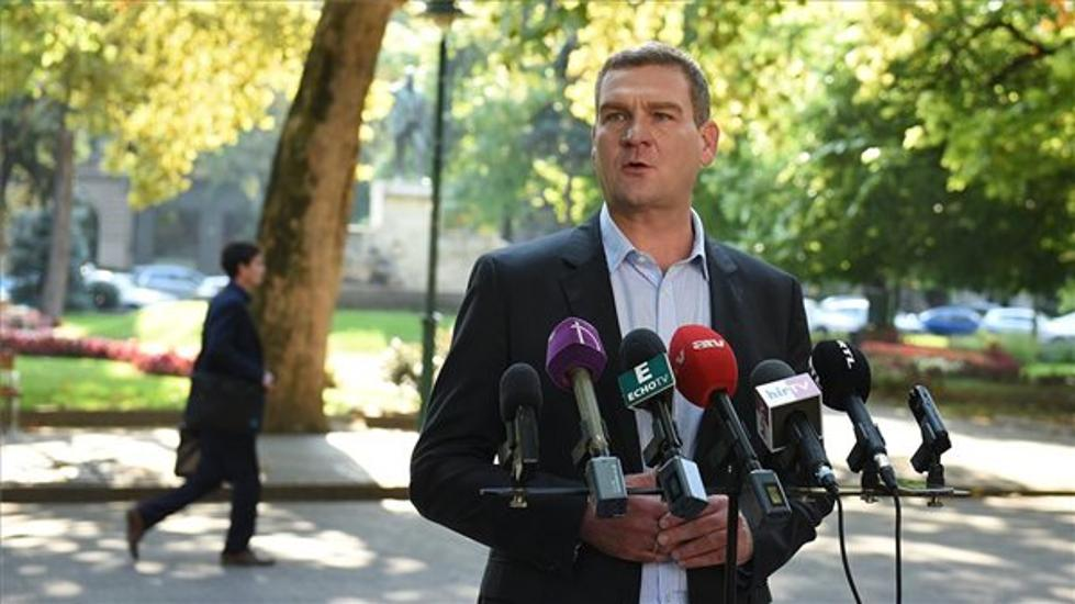 "Botka Out As MSZP's Candidate For Prime Minister, Blames ""Political Mafia"" In The Democratic Opposition"
